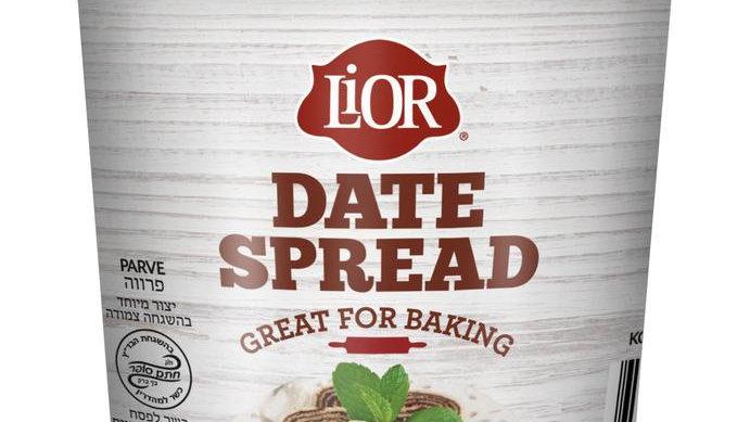 Lior Date Spread 16 oz