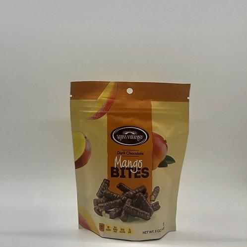 Klein's Mango Bites Chocolate 5oz
