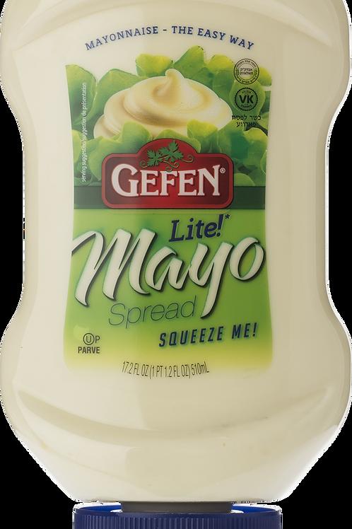 Gefen Lite Squeeze Mayo 17.2oz