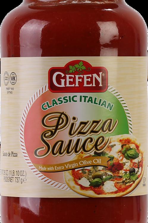 Gefen Pizza Sauce Classic 26oz