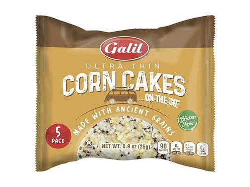 Galil Ancient Grain Cakes 2go Sea Salt 0.9 oz