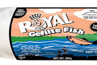 Royal Gefilte Fish Loaf 20oz