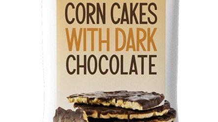 Lieber's Choc. Coated Corn Cakes (Pareve) 3.1 oz.