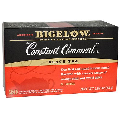Bigelow Constant Comment Tea 20 Ct