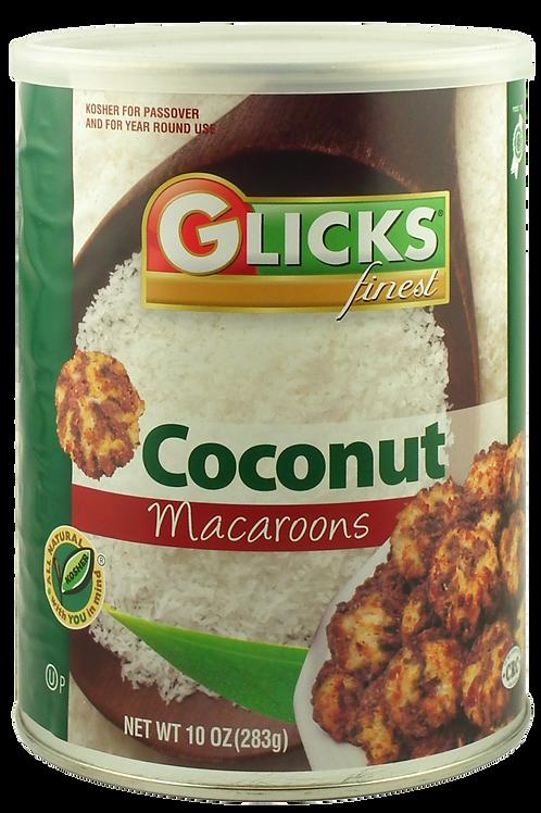 Glicks Coconut Macaroons 10oz