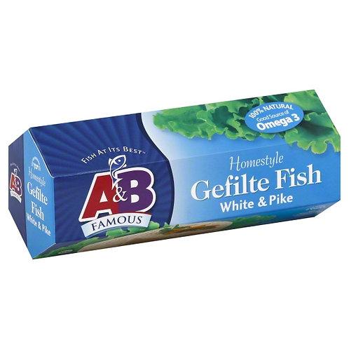 A&B Gefilte White&Pike