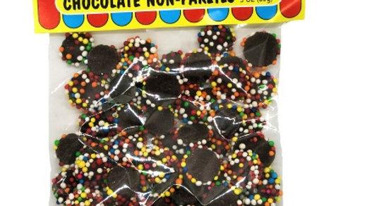Lieber's Mini Chocolate Non Pareils 3 oz