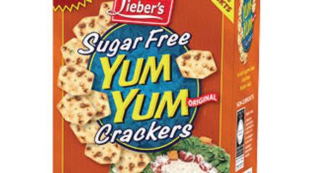 Lieber's Sugar Free Yum Yum Crackers 4.10 oz.