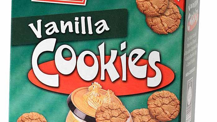 Lieber's Vanilla Cookies 5.3 oz