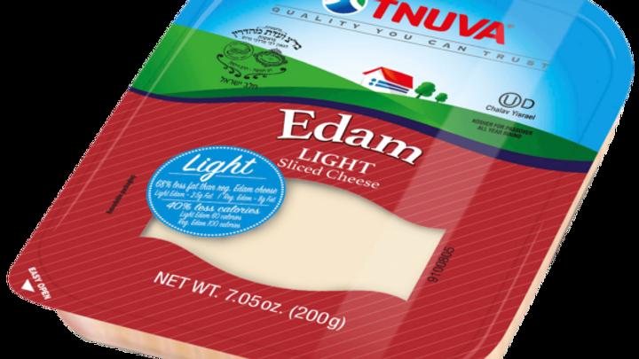Tnuva Edam Light Cheese 7.05oz