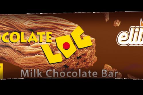 Elite Milk Chocolate Log 0.88oz