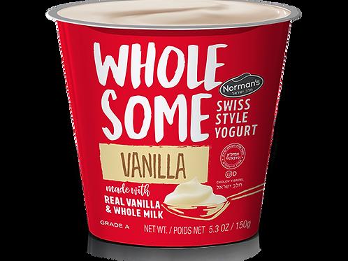 Norman's Wholesome Vanilla 5.3 Oz.