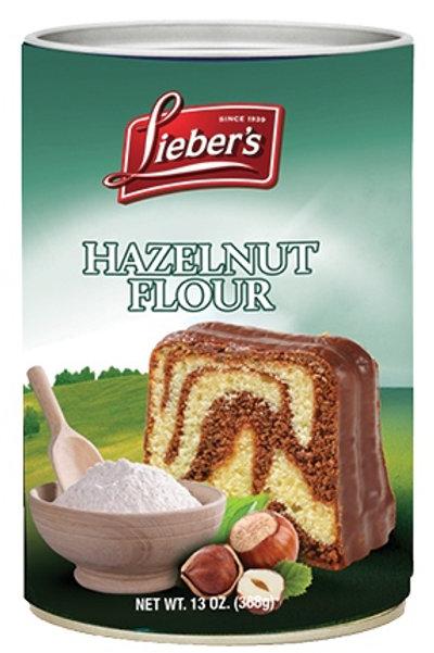 Lieber's Hazelnut Flour 13 oz.