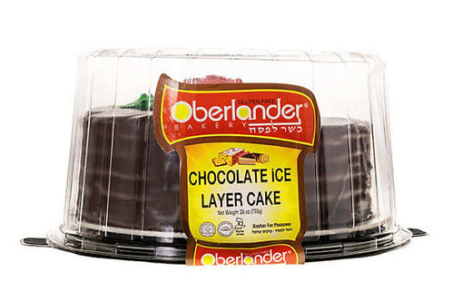 Oberlander's Chocolate Layer Cake 28oz