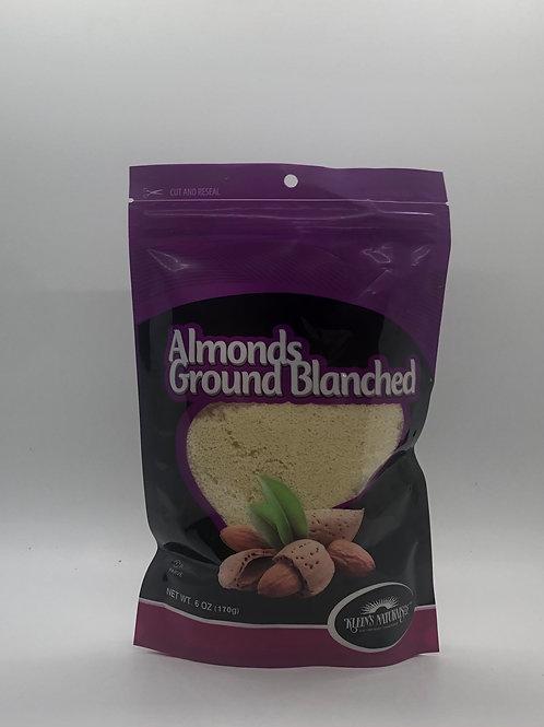 Klein's Almonds Ground Blanched 6oz