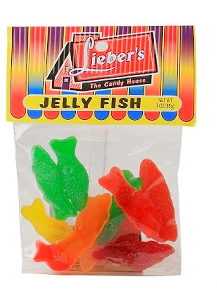 Lieber's Jelly Fish 3 oz.