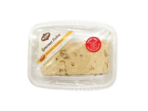 Achva Halva Gourmet Almond/Honey Slice 7 oz