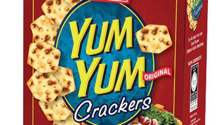Lieber's Yum Yum Crackers(Original) 4.15 oz.