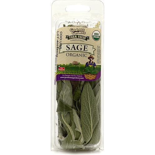 Goodness Gardens Sage 1oz