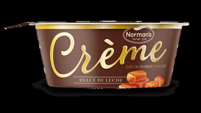 Norman's Crème Dulce De Leche 4.5 oz