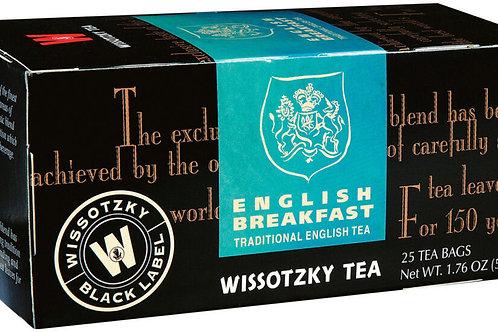 Wissotzky English Breakfast