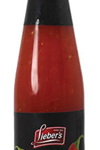 Lieber's Sweet Chili Sauce 14 oz.