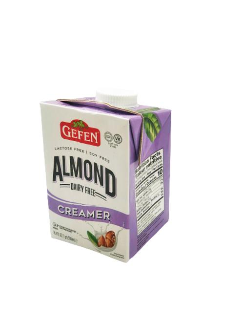 Gefen Almond Creamer 16.9oz