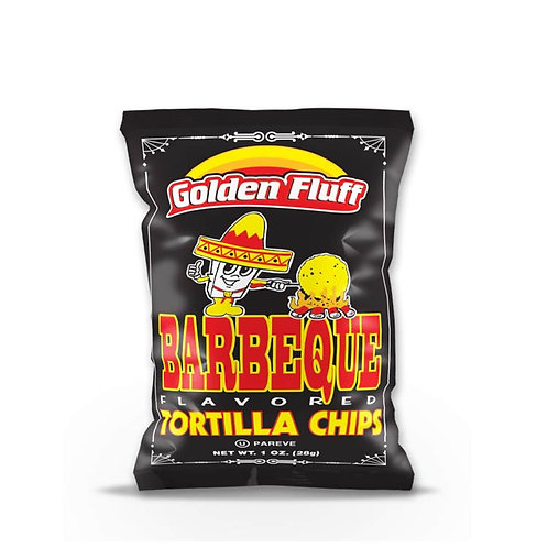 G.F. BBQ Tortilla 1oz