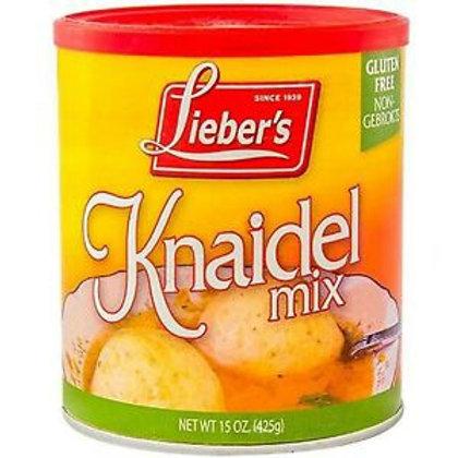 Lieber's Kneidel Mix (Can) 15 oz.