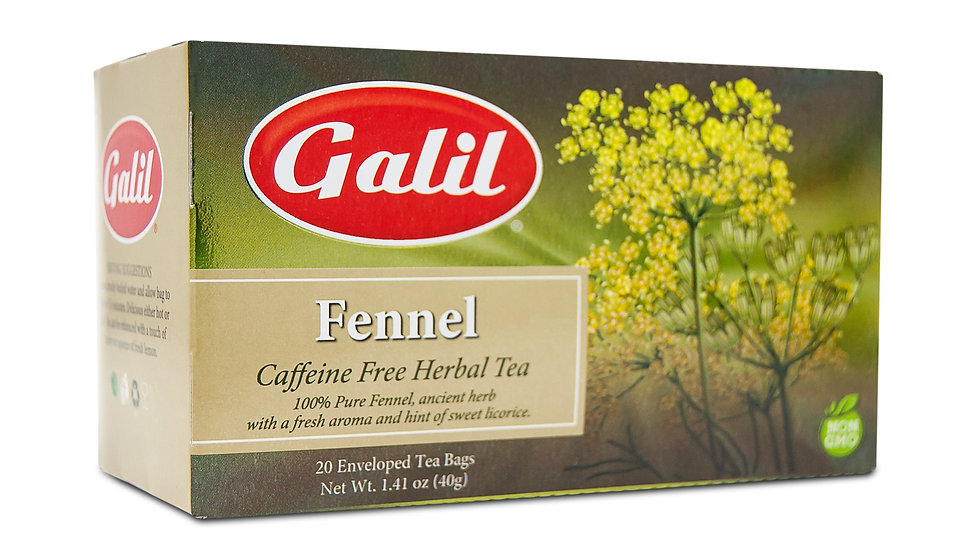 Galil Tea Fennel 20 pcs