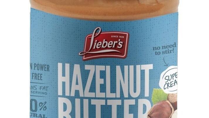 Lieber's Hazelnut Butter 16 oz.