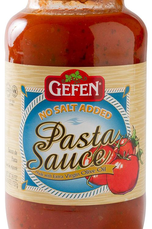 Gefen Pasta Sauce SALT FREE 26oz