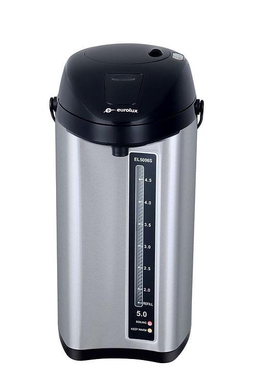 Eurolux Hot Water Pot Black 5qt