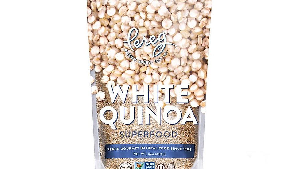 Pereg Quinoa - White