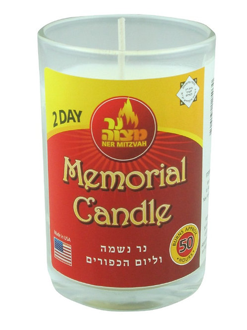 Memorial Candle 2 Day
