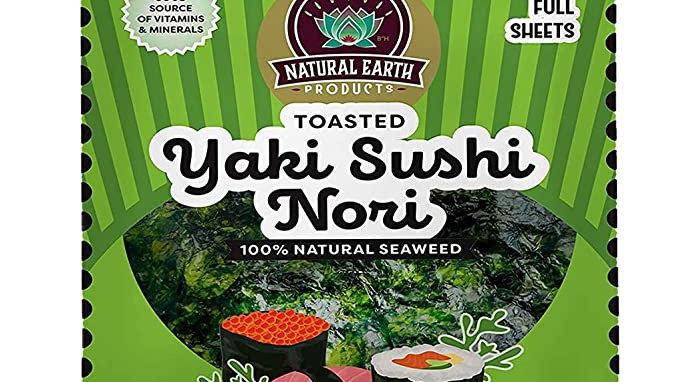Natural Earth Nori Full 10 Sheets
