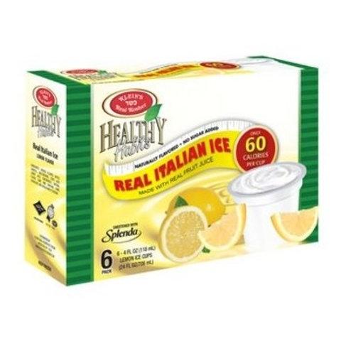 Klein's Sugar Free Italian Ices Lemon 6pk