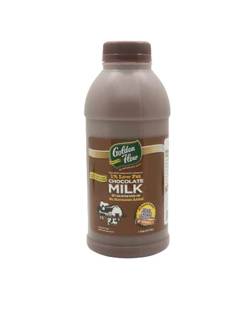 Golden Flow Chocolate Milk 1pt