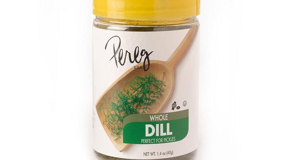 Pereg Green Dill