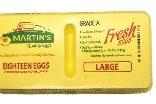 Eggs Large 18ct