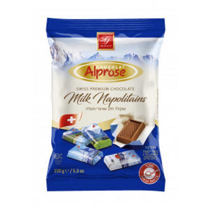 Alprose Napolitains Milk 5.3oz