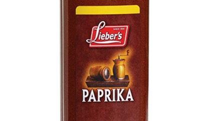 Lieber's Paprika 14 oz.