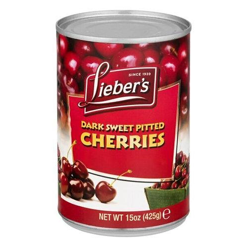 Lieber's Sweet Cherries 15 oz.