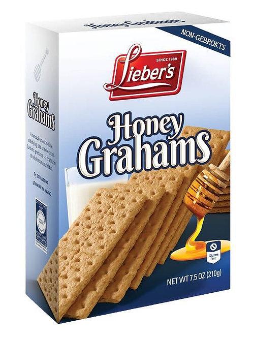 Lieber's Honey Grahams 7.5 oz.