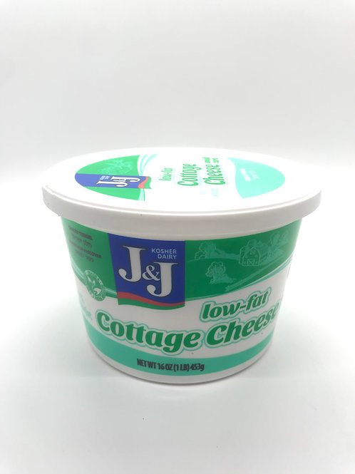 J&J  Lowfat Cottage Cheese 16oz