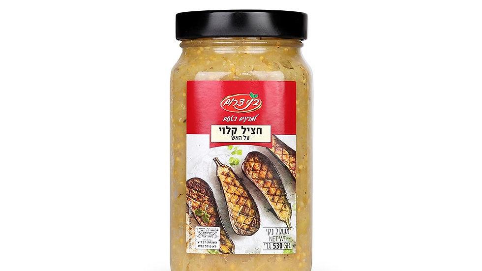 Bnei Darom Roasted Eggplant 530 gr.