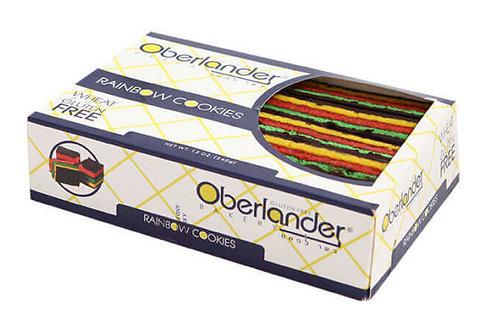 Oberlander's Rainbow Cookies 12oz