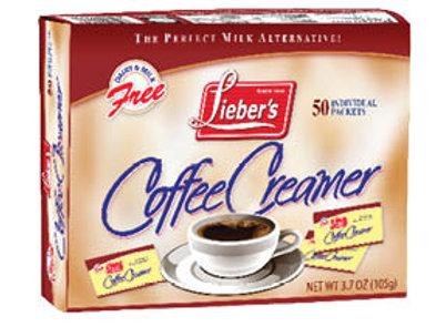 Lieber's Coffee Creamer 50/2.1 g.