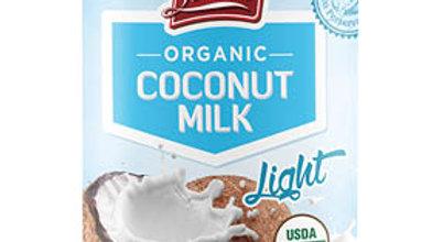 Lieber's Organic Lite Coconut Milk 13.5 oz.