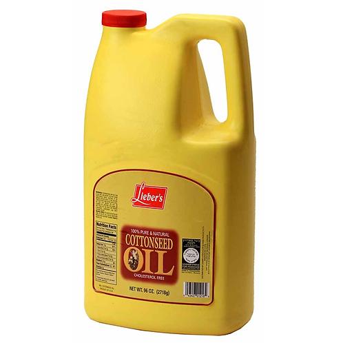 Lieber's Cottonseed Oil 96oz